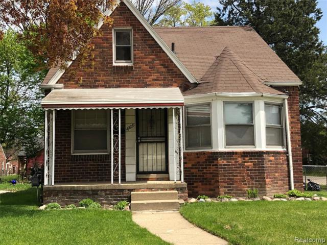 16800 Rutherford Street, Detroit, MI 48235 (MLS #219050623) :: The Toth Team