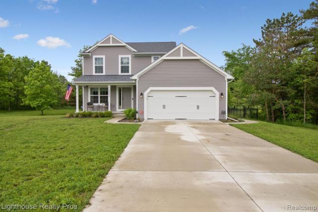2897 Fisher Road, Howell Twp, MI 48855 (#219051217) :: The Alex Nugent Team | Real Estate One
