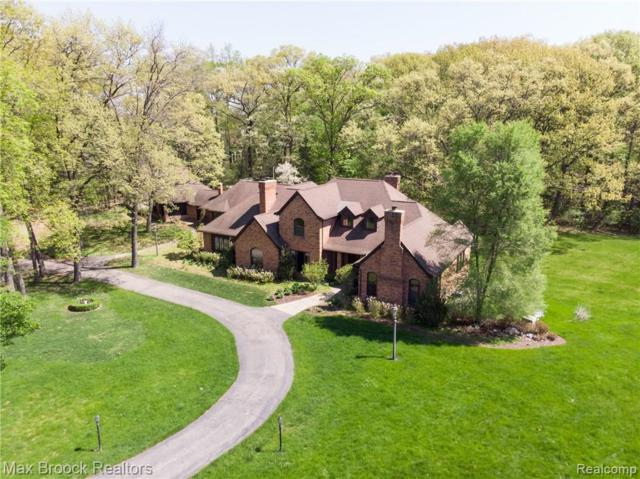 3622 Northwood, West Bloomfield Twp, MI 48324 (#219051326) :: The Buckley Jolley Real Estate Team