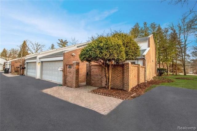 169 E Long Lake Road, Bloomfield Hills, MI 48304 (#219051335) :: RE/MAX Classic