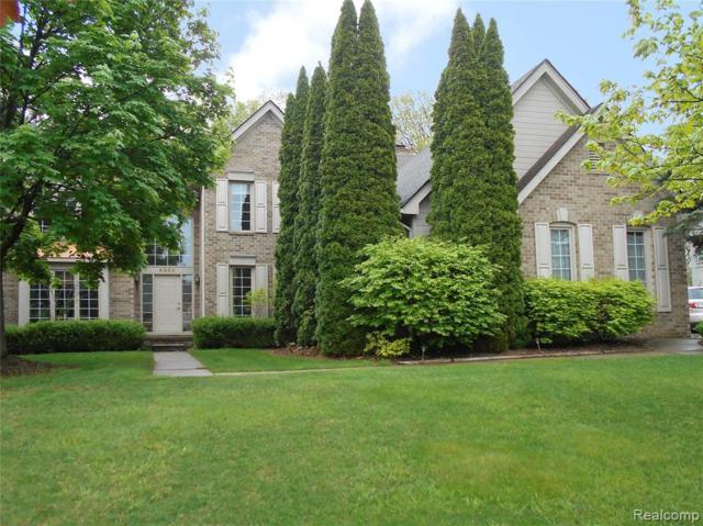 4380 Arcadia Drive, Auburn Hills, MI 48326 (#219051401) :: The Alex Nugent Team | Real Estate One