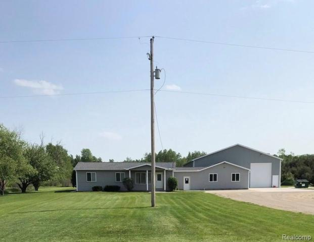 2680 School Road, Bourret Twp, MI 48610 (#219051648) :: The Buckley Jolley Real Estate Team