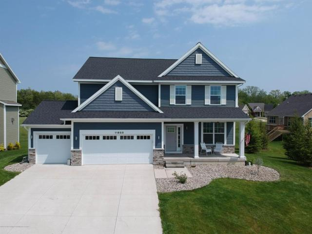11855 Claridge Drive, Dewitt Twp, MI 48820 (#630000237119) :: The Mulvihill Group