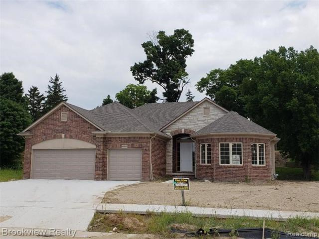 46366 Terrace Lane, Shelby Twp, MI 48317 (#219051897) :: The Buckley Jolley Real Estate Team