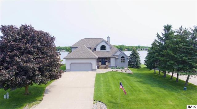 7577 Wadding Dr, Cambridge, MI 49265 (#55201901881) :: The Alex Nugent Team | Real Estate One