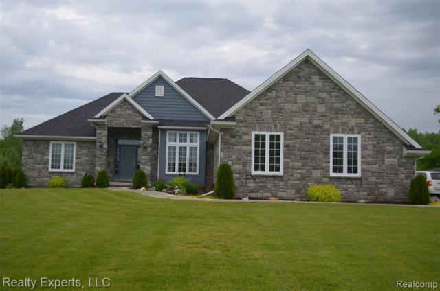 1420 Smith Road, Bedford Twp, MI 48182 (#219051963) :: The Buckley Jolley Real Estate Team