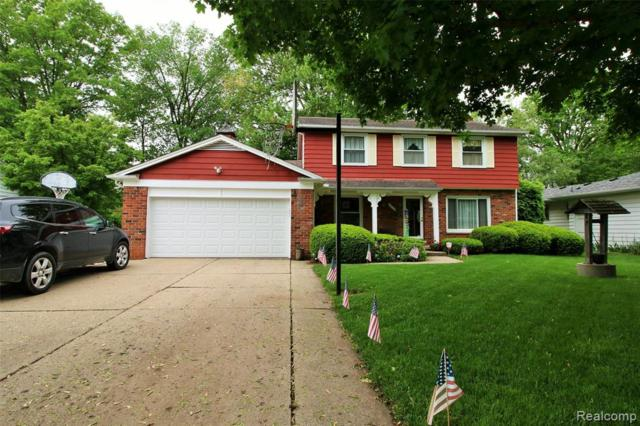4322 Old Carriage Road, Flint Twp, MI 48507 (#219052369) :: The Alex Nugent Team | Real Estate One