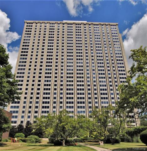 1300 E Lafayette Street #1410, Detroit, MI 48207 (#219052378) :: The Buckley Jolley Real Estate Team