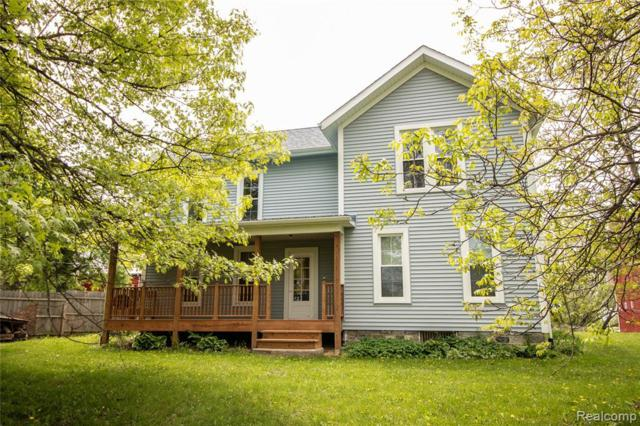 6815 Hayner Road, Conway Twp, MI 48836 (#219052509) :: The Buckley Jolley Real Estate Team