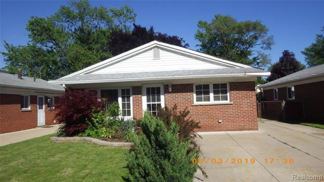 30031 Bayview Drive, Gibraltar, MI 48173 (#219052511) :: The Buckley Jolley Real Estate Team