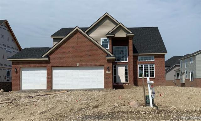 24967 Thurber Trail, Lyon Twp, MI 48178 (#219052865) :: The Alex Nugent Team | Real Estate One