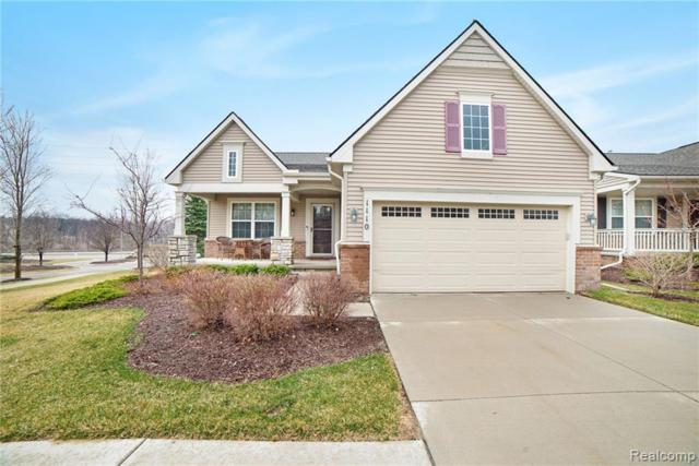 1110 Bridge Water, Oxford Twp, MI 48371 (#219052883) :: Team Sanford