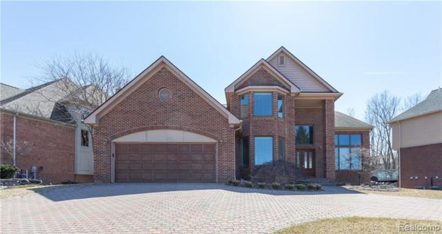 1030 Forest Bay Drive, Waterford Twp, MI 48328 (#219052915) :: RE/MAX Classic
