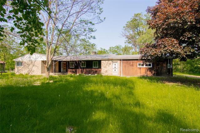6570 Linden Road, Tyrone Twp, MI 48430 (#219052985) :: The Alex Nugent Team | Real Estate One