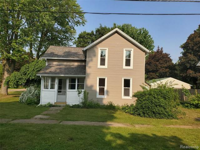 203 Watkins St, Perry, MI 48872 (#219053086) :: The Buckley Jolley Real Estate Team
