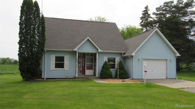9036 S State Rd, Atlas Twp, MI 48438 (#219053089) :: Team Sanford