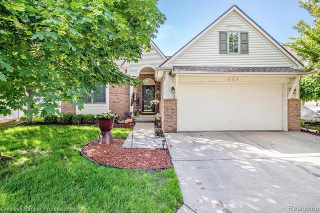 607 Rolling Hills Lane, Lapeer, MI 48446 (#219053179) :: The Buckley Jolley Real Estate Team
