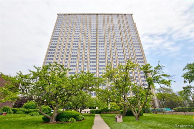 1300 E Lafayette Street #2605, Detroit, MI 48207 (#219053264) :: The Buckley Jolley Real Estate Team