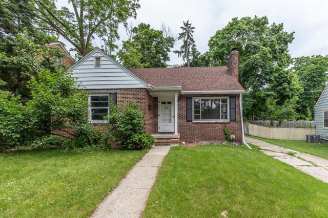 836 Huntington Road, East Lansing, MI 48823 (#630000237249) :: The Alex Nugent Team | Real Estate One