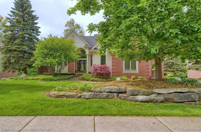 5652 Golf Pointe Drive, Independence Twp, MI 48348 (#219053652) :: RE/MAX Classic