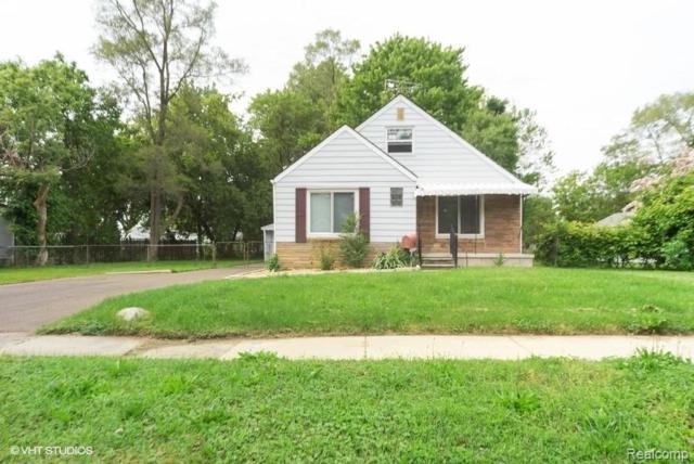 28922 Block Street, Garden City, MI 48135 (#219053735) :: The Buckley Jolley Real Estate Team