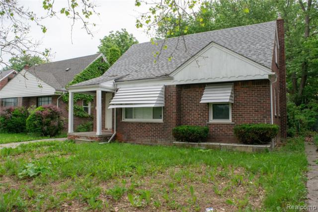 9226 Mansfield Street, Detroit, MI 48228 (#219053740) :: GK Real Estate Team