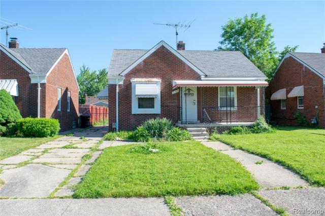 16509 Bringard Drive, Detroit, MI 48205 (#219053742) :: GK Real Estate Team
