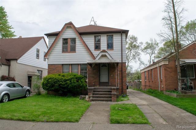 8155 Molena Street, Detroit, MI 48234 (#219053743) :: KNE Realty 360