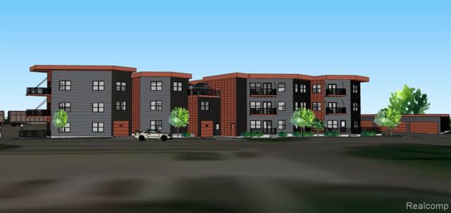 293 N Second Street #106, Brighton, MI 48116 (#219053777) :: The Alex Nugent Team | Real Estate One