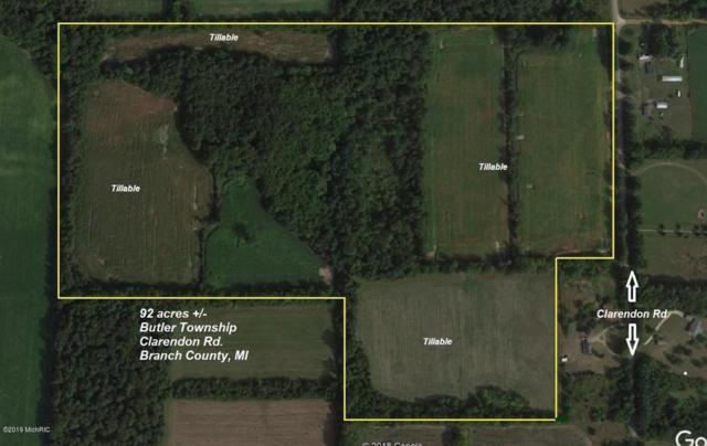 990 Clarendon Rd, BUTLER TWP, MI 49252 (#53019025141) :: Alan Brown Group