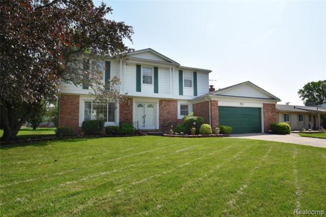 25246 Branchaster Road, Farmington Hills, MI 48336 (#219053858) :: RE/MAX Classic