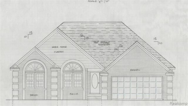 LOT 16 Pebble Beach Drive, Metamora Twp, MI 48455 (#219053884) :: The Buckley Jolley Real Estate Team