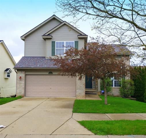 59 Eagle Ridge Road, Orion Twp, MI 48360 (#219054004) :: The Alex Nugent Team | Real Estate One