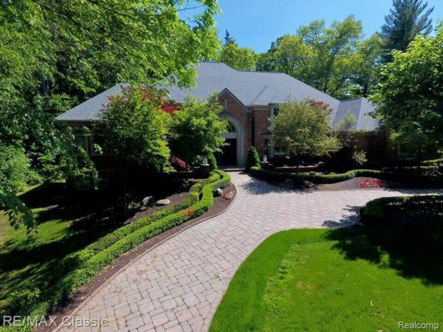 15 Pine Gate Drive, Bloomfield Hills, MI 48304 (#219054024) :: RE/MAX Classic