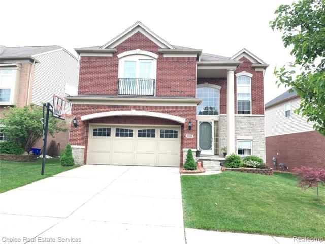 45266 Bartlett Drive, Novi, MI 48377 (#219054186) :: The Buckley Jolley Real Estate Team