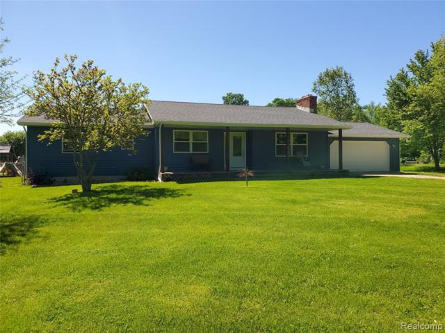 8323 N Gregory Road, Conway Twp, MI 48836 (#219054224) :: The Buckley Jolley Real Estate Team