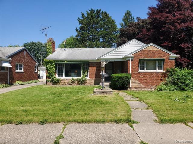 16651 Mack Avenue, Detroit, MI 48224 (#219054758) :: RE/MAX Nexus