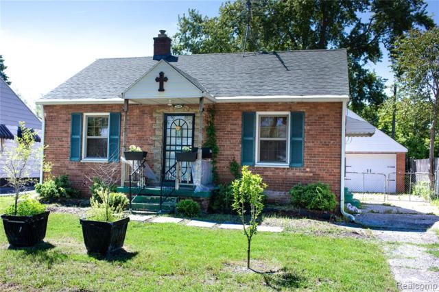 2606 E Court Street, Flint, MI 48503 (#219054773) :: RE/MAX Classic
