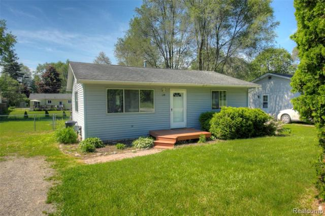 139 W Depot Street, Pinckney Vlg, MI 48169 (#219054790) :: The Mulvihill Group