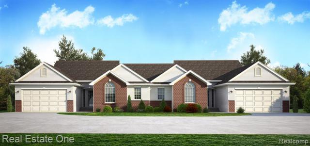 5397 Swan Drive #21, Burton, MI 48509 (#219054914) :: The Buckley Jolley Real Estate Team