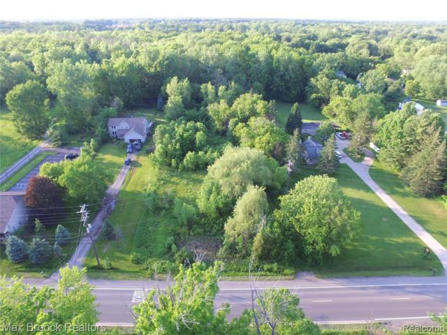 0000 Clarkston Road, Orion Twp, MI 48362 (#219054924) :: The Alex Nugent Team | Real Estate One