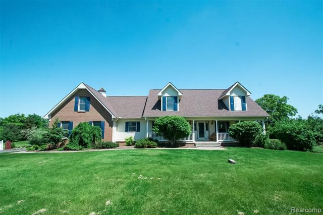 1672 W Hunters Creek Road, Lapeer Twp, MI 48446 (#219054947) :: Team Sanford