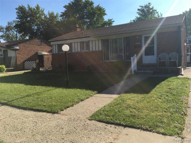 24053 Joanne Avenue, Warren, MI 48091 (#219054986) :: RE/MAX Nexus
