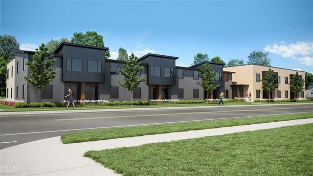 1201 Woodward Heights Unit #7, Ferndale, MI 48220 (#58031383008) :: RE/MAX Nexus