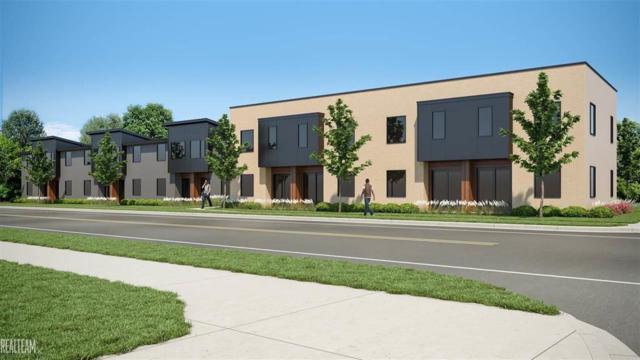 1201 Woodward Heights Unit #9, Ferndale, MI 48220 (#58031383011) :: RE/MAX Nexus