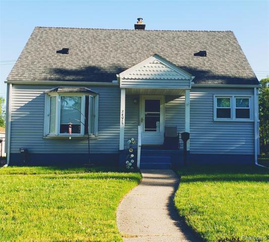 34015 Glover Street, Wayne, MI 48184 (#219055050) :: The Alex Nugent Team   Real Estate One