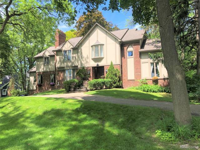 2952 Quarton Road, Bloomfield Hills, MI 48304 (#219055198) :: Keller Williams West Bloomfield