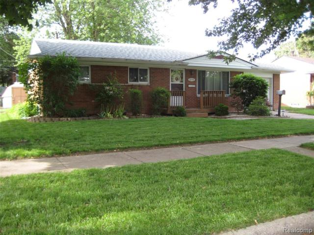 20733 Marvindale Street, Clinton Twp, MI 48035 (#219055373) :: The Alex Nugent Team | Real Estate One