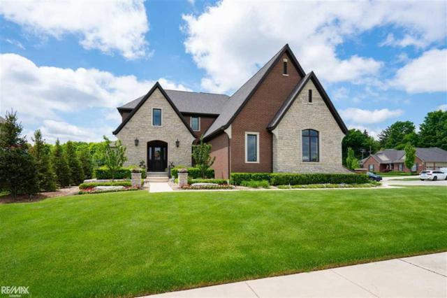 61393 Admiral Dr., Macomb Twp, MI 48094 (#58031383130) :: The Alex Nugent Team | Real Estate One