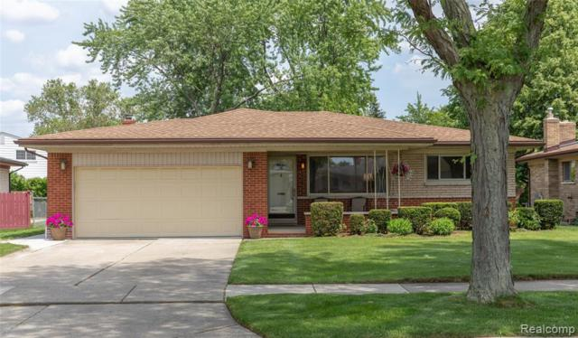 3043 Reese Drive, Sterling Heights, MI 48310 (#219055491) :: GK Real Estate Team